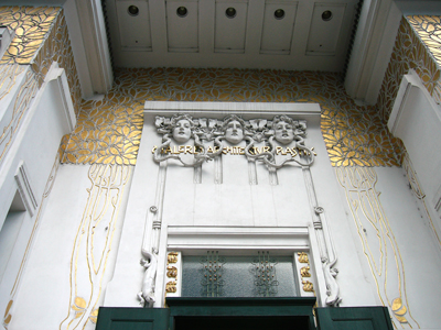Secession Gallery and Museum, Vienna